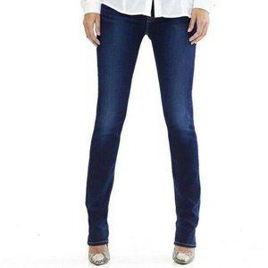 Hudson Tilda Mid Rise Cigarette Mid Rise Jeans